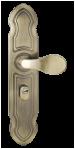 Komplekt drazhki za metalna vrata model 516539
