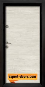Блиндирана входна врата модел Ale Door 402 панел Sunta