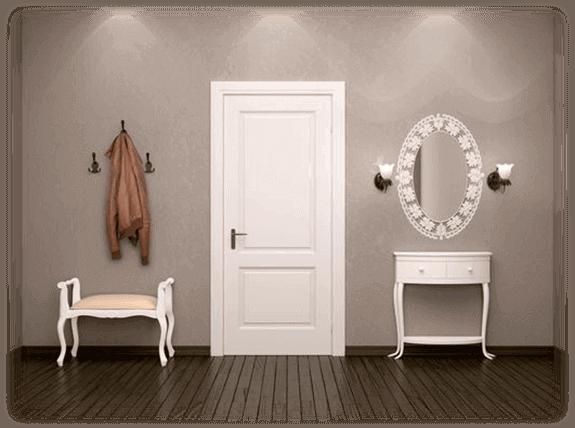 byala interiorna vrata