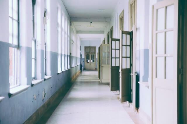 Училищна врата