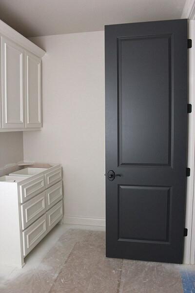 Цвят на врата спрямо интериора