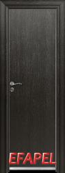 Алуминиева врата Efapel цвят Черна мура