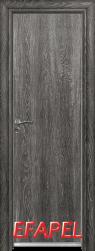 Алуминиева врата Efapel цвят Сив ясен