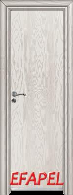 Алуминиева врата Efapel цвят Бяла мура