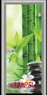 Стъклена интериорна врата Print G 13 9 L
