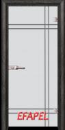 Стъклена интериорна врата Sand G 13 8 O